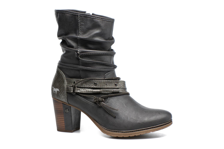 Bottines et boots Mustang shoes Louison 2 Gris vue détail/paire