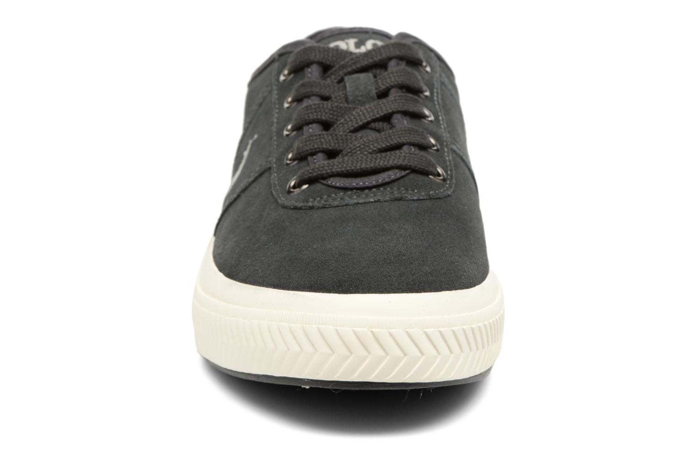 Baskets Polo Ralph Lauren Tyrian Bleu vue portées chaussures