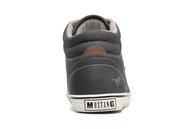 Baskets Mustang shoes Galéo Gris vue droite