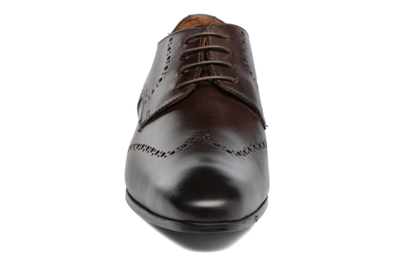 Chaussures à lacets Marvin&Co Nottage Marron vue portées chaussures