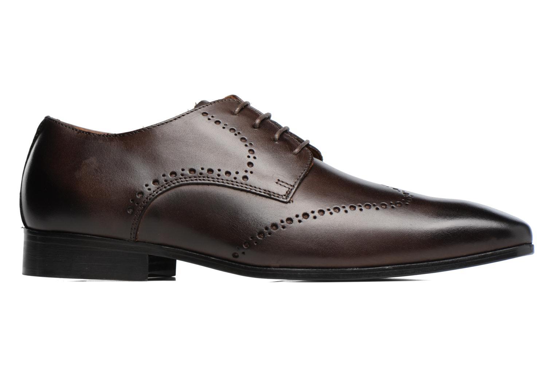 Chaussures à lacets Marvin&Co Nottage Marron vue derrière