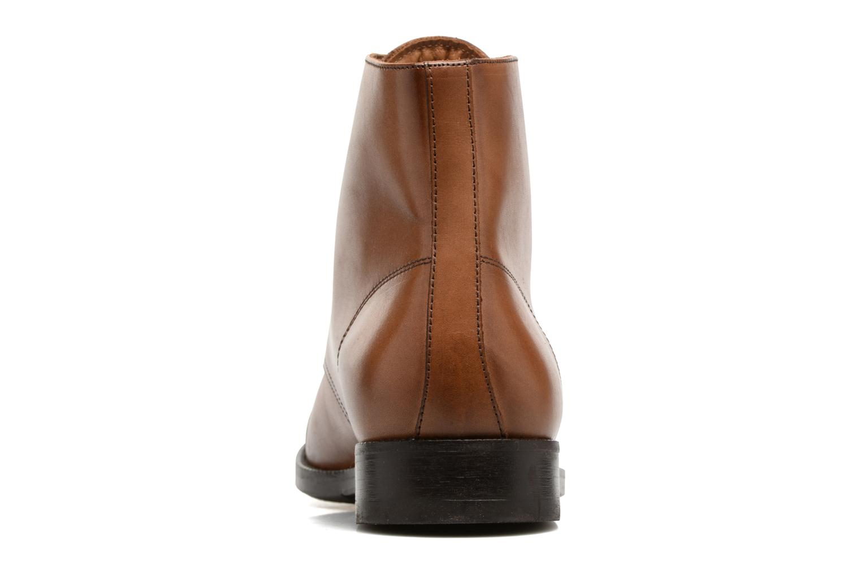 Bottines et boots Marvin&Co Norham Marron vue droite