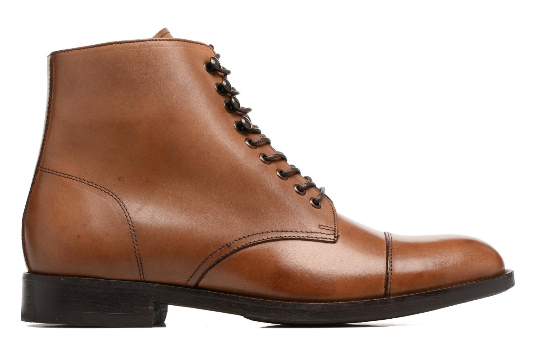 Bottines et boots Marvin&Co Norham Marron vue derrière