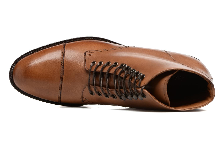 Bottines et boots Marvin&Co Norham Marron vue gauche