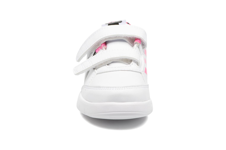 Sneakers Adidas Performance Dy M&M Altasport Cf I Bianco modello indossato