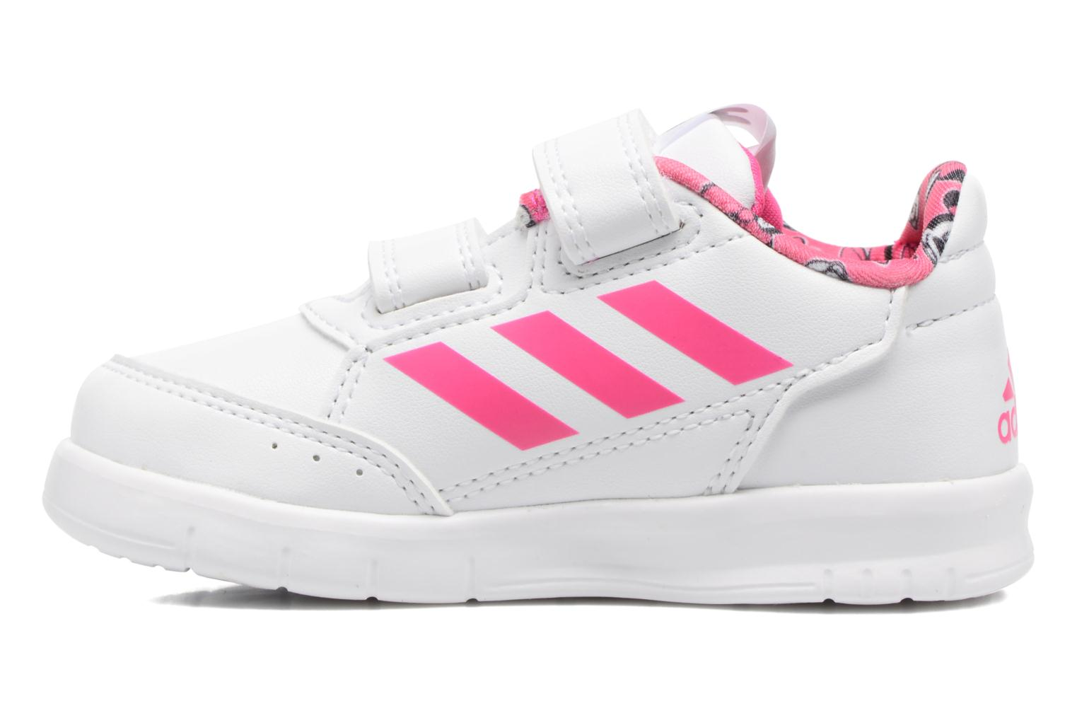 Sneakers Adidas Performance Dy M&M Altasport Cf I Bianco immagine frontale