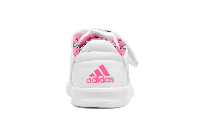 Sneakers Adidas Performance Dy M&M Altasport Cf I Bianco immagine destra