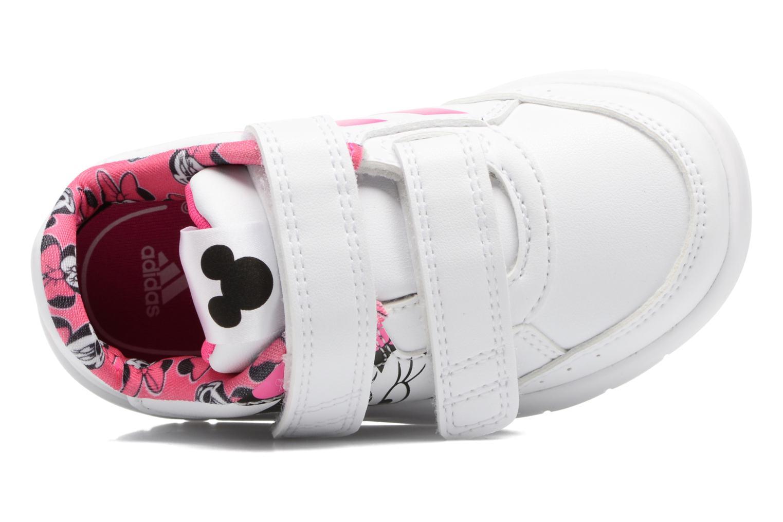 Sneakers Adidas Performance Dy M&M Altasport Cf I Bianco immagine sinistra