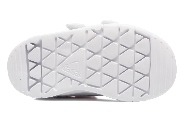 Sneakers Adidas Performance Dy M&M Altasport Cf I Bianco immagine dall'alto