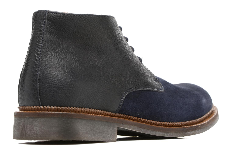 Chaussures à lacets Mr SARENZA Testu Bleu vue face