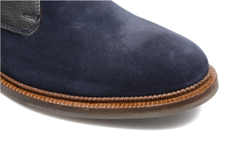 Chaussures à lacets Mr SARENZA Testu Bleu vue gauche