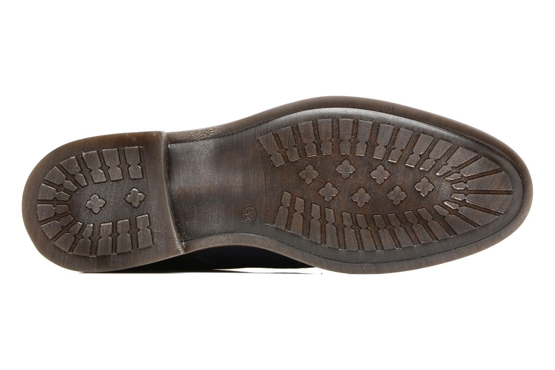 Chaussures à lacets Mr SARENZA Testu Bleu vue haut
