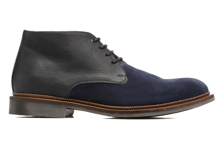 Chaussures à lacets Mr SARENZA Testu Bleu vue détail/paire