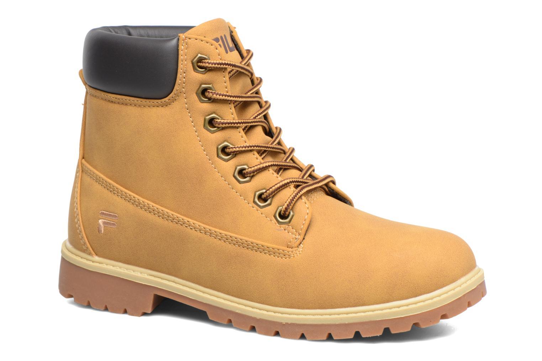 Los últimos zapatos de descuento para hombres y mujeres FILA Maverick Mid W (Marrón) - Botines  en Más cómodo