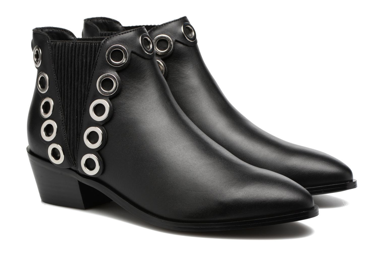 Bottines et boots SENSO Lexi I Noir vue 3/4