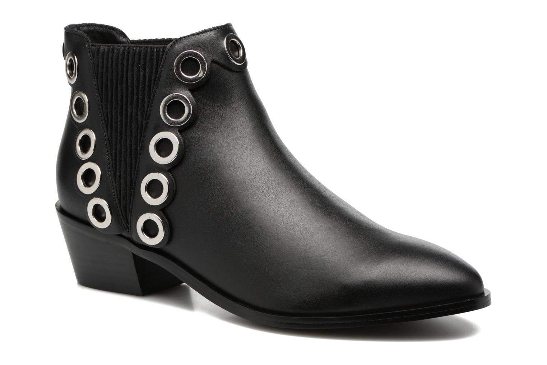 Bottines et boots SENSO Lexi I Noir vue détail/paire