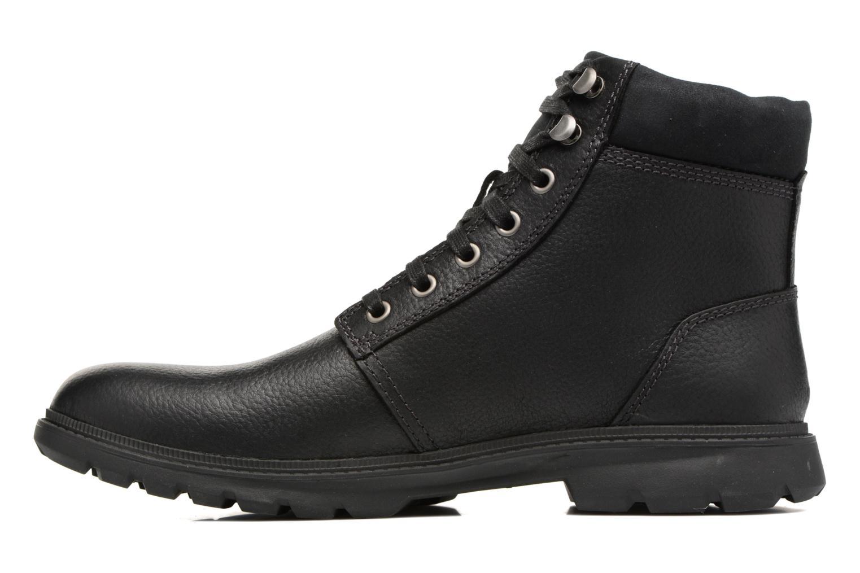 Bottines et boots Caterpillar Nyles Pack Noir vue face