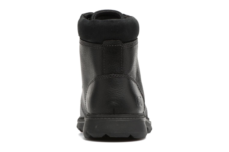 Bottines et boots Caterpillar Nyles Pack Noir vue droite