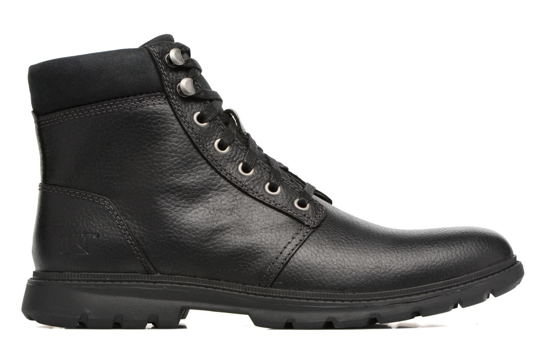 Bottines et boots Caterpillar Nyles Pack Noir vue derrière