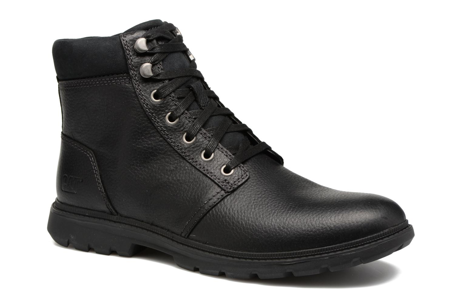 Marques Chaussure homme Caterpillar homme Nyles Pack Black