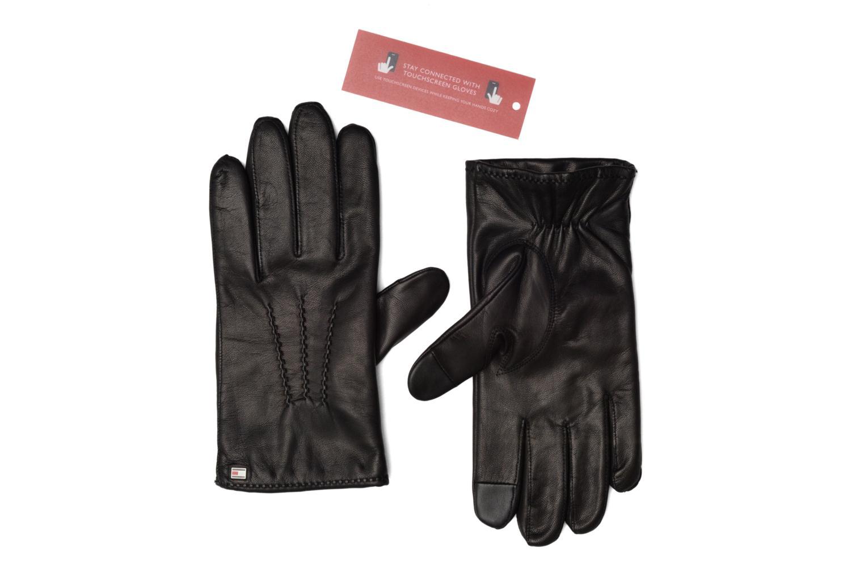 Basic Leather gloves 002 Black