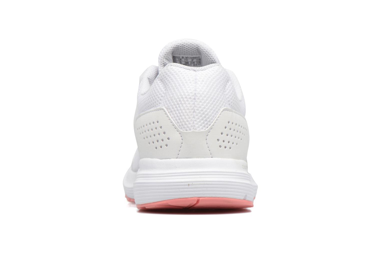 Chaussures de sport Adidas Performance Galaxy 4 W Blanc vue droite