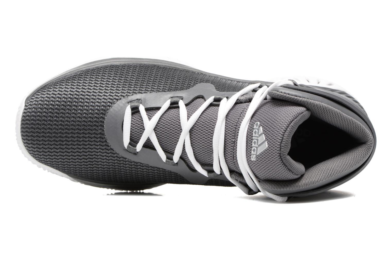 Chaussures de sport Adidas Performance Explosive Bounce Gris vue gauche