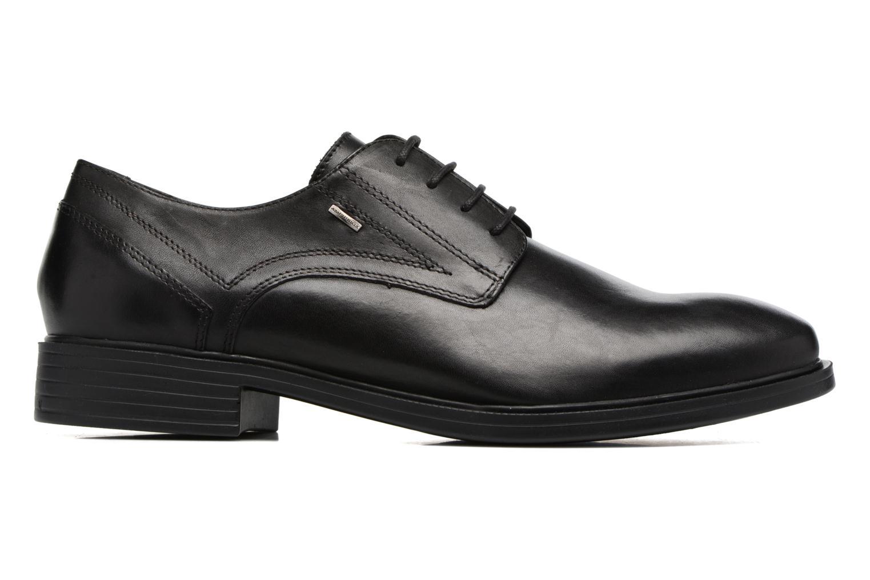 Chaussures à lacets Geox U Loris Np Abx C U742XC Noir vue derrière