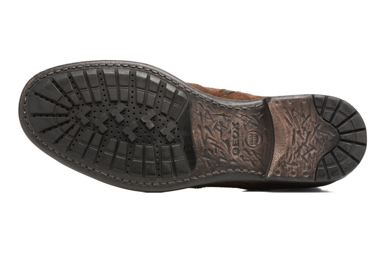 Bottines et boots Geox U Jaylon A U74Y7A Marron vue haut