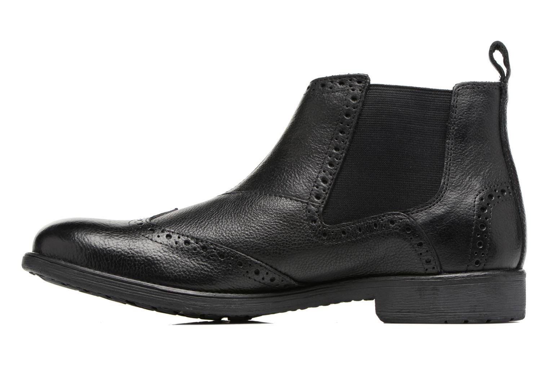 Bottines et boots Geox U Jaylon B U74Y7B Noir vue face
