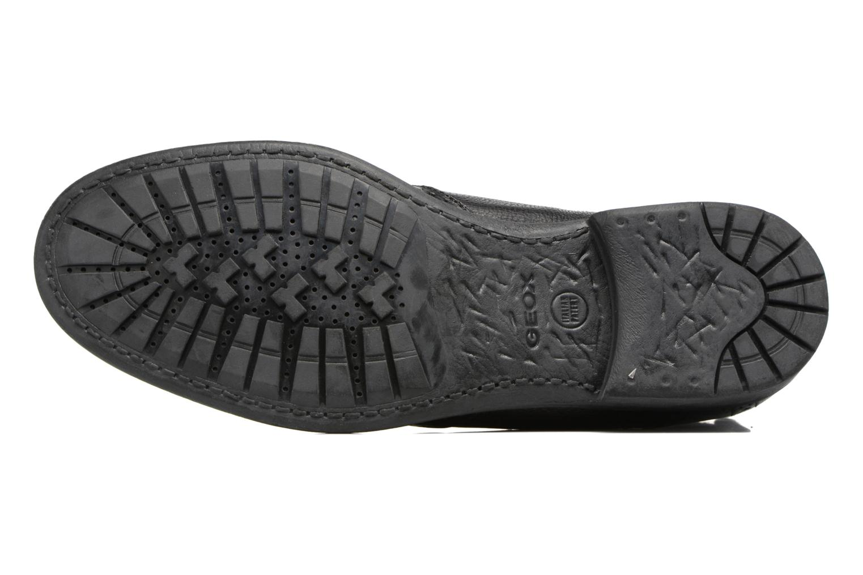 Bottines et boots Geox U Jaylon B U74Y7B Noir vue haut