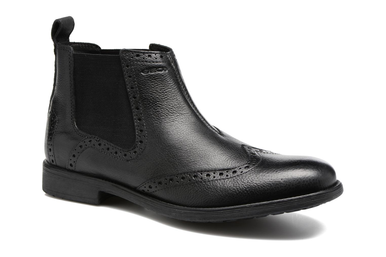 Bottines et boots Geox U Jaylon B U74Y7B Noir vue détail/paire