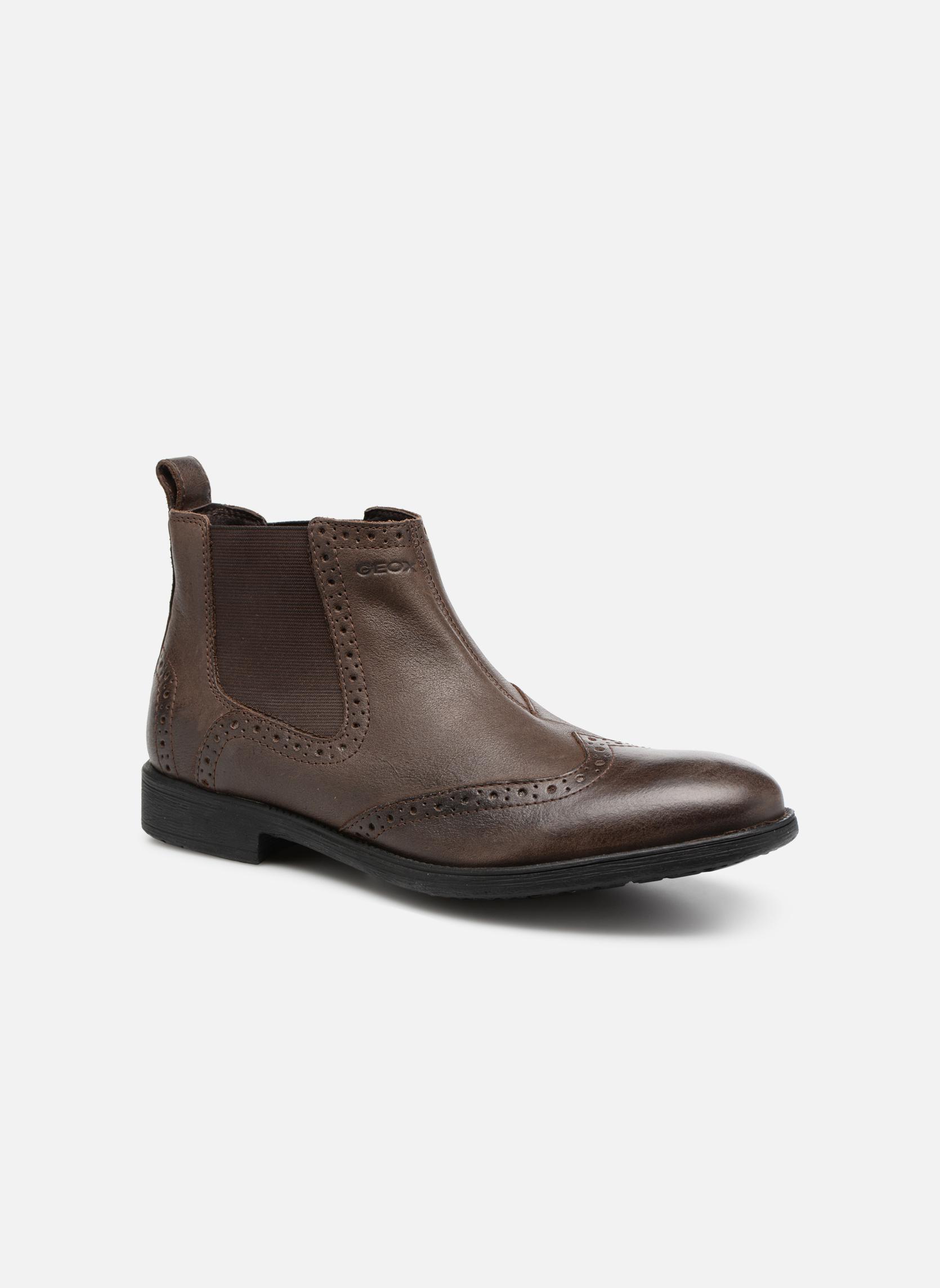Boots en enkellaarsjes Heren U Jaylon B U74Y7B