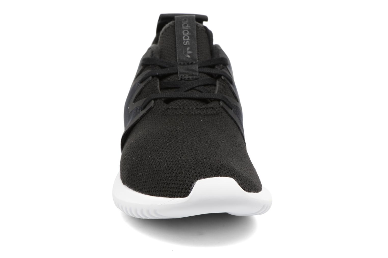 Deportivas Adidas Originals Tubular Viral2 W Negro vista del modelo