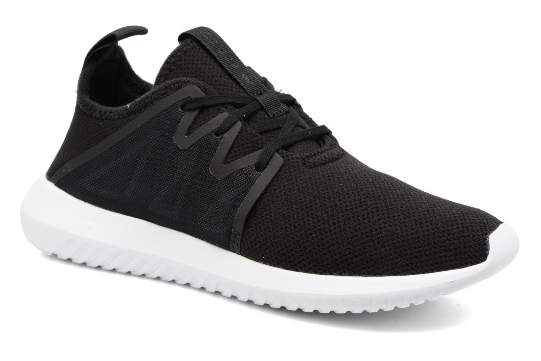 Deportivas Adidas Originals Tubular Viral2 W Negro vista de detalle / par