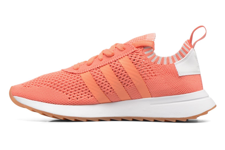 Sneakers Adidas Originals Flb W Pk Oranje voorkant