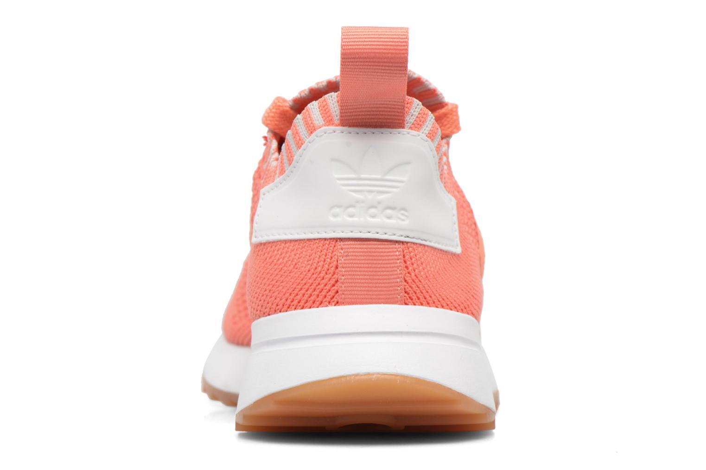 Sneakers Adidas Originals Flb W Pk Oranje rechts