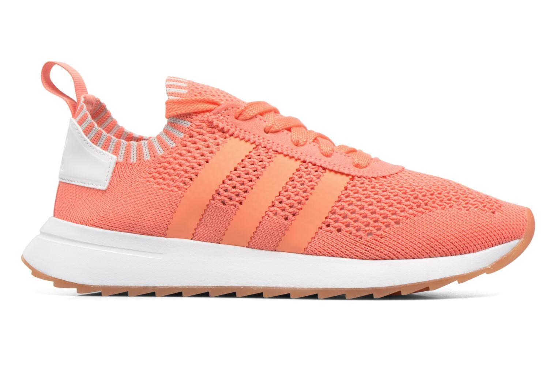 Sneakers Adidas Originals Flb W Pk Oranje achterkant
