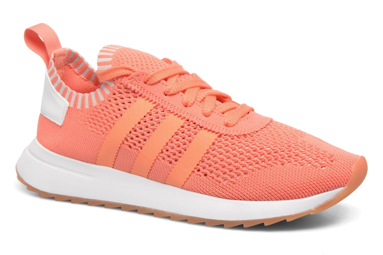 Baskets Adidas Originals Flb W Pk Orange vue détail/paire