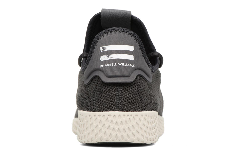Sneaker Adidas Originals Pharrell Williams Tennis Hu grau ansicht von rechts