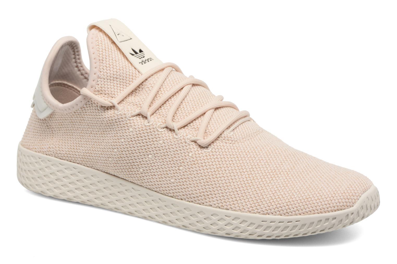Adidas Originals Pharrell Williams Tennis Hu (Beige) - Baskets chez Sarenza  (323076) 68788c68f63