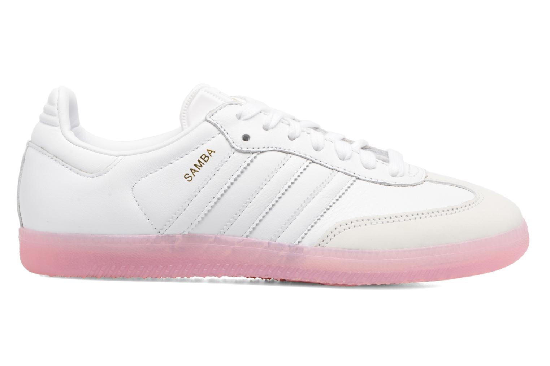 Deportivas Adidas Originals Samba W Rosa vistra trasera