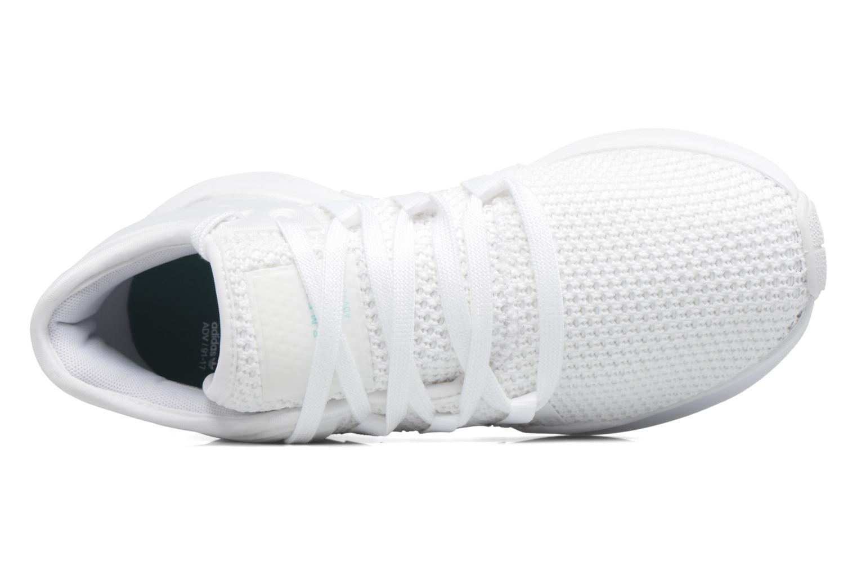 Sneaker Adidas Originals Eqt Racing Adv W weiß ansicht von links