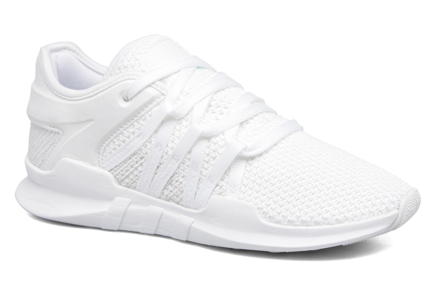 Trainers Adidas Originals Eqt Racing Adv W White detailed view/ Pair view