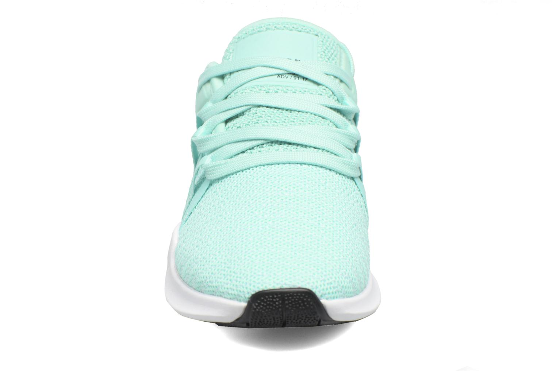 Baskets Adidas Originals Eqt Racing Adv W Bleu vue portées chaussures