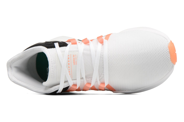 Baskets Adidas Originals Eqt Racing Adv W Blanc vue gauche