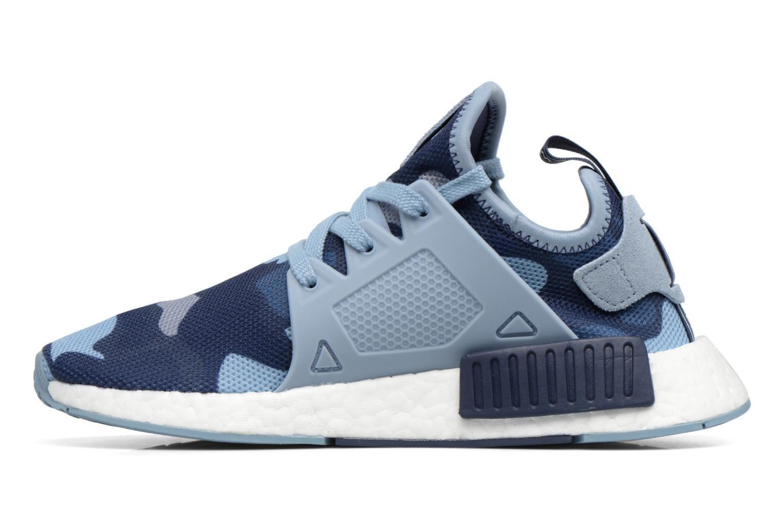 Baskets Adidas Originals Nmd_Xr1 W Bleu vue face