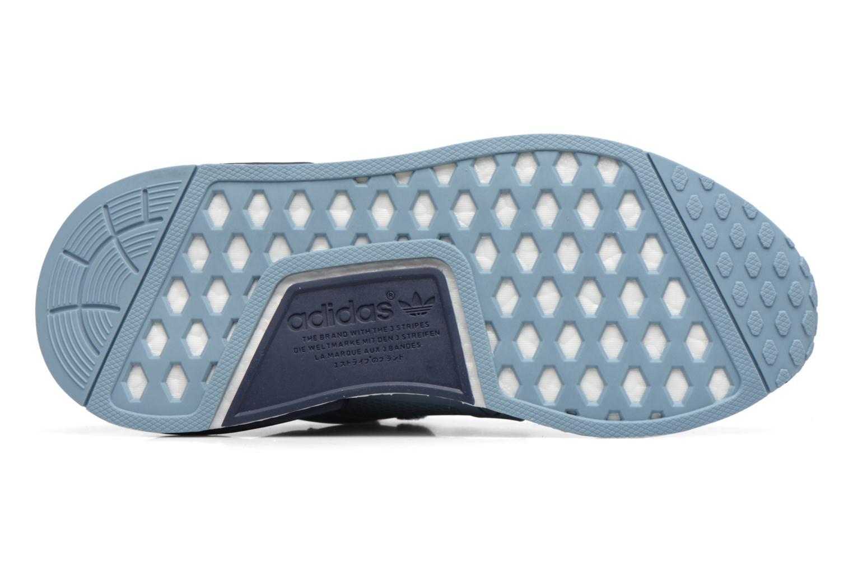 Baskets Adidas Originals Nmd_Xr1 W Bleu vue haut