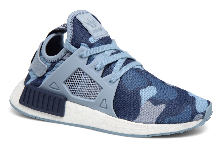 Baskets Adidas Originals Nmd_Xr1 W Bleu vue détail/paire