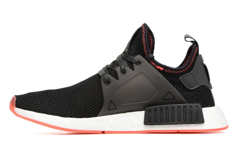 Sneaker Adidas Originals Nmd_Xr1 schwarz ansicht von vorne